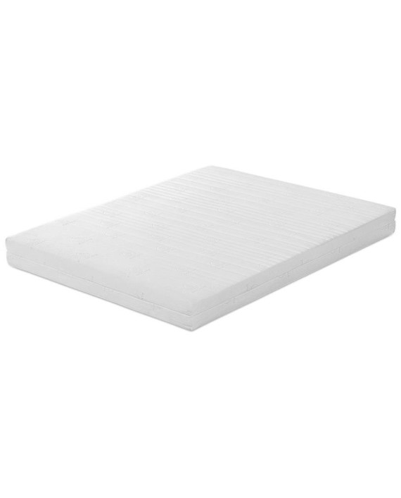 matelas memory foam 180 x 200 cm dealmix. Black Bedroom Furniture Sets. Home Design Ideas