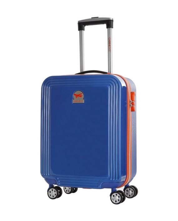 valise cabine size fox 50 cm bleu dealmix. Black Bedroom Furniture Sets. Home Design Ideas