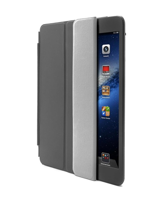 Housse de protection ipad mini noir dealmix for Housse protection ipad mini