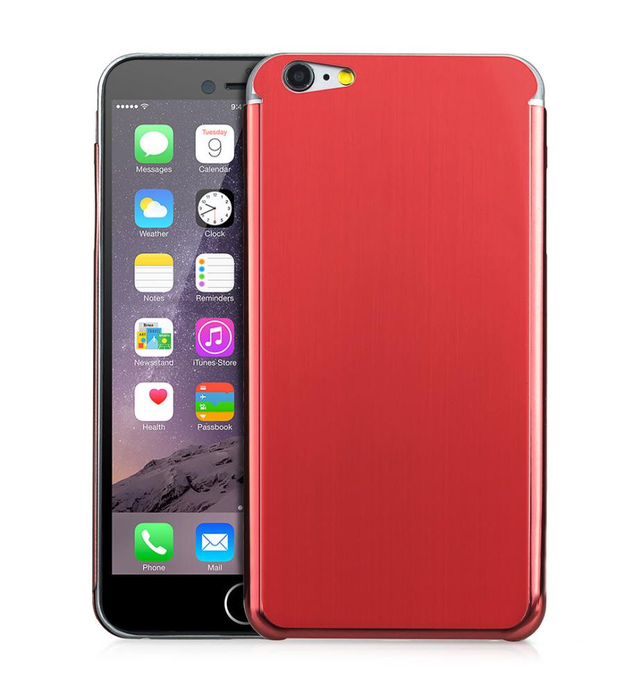 coque rigide iphone 6 rouge dealmix. Black Bedroom Furniture Sets. Home Design Ideas