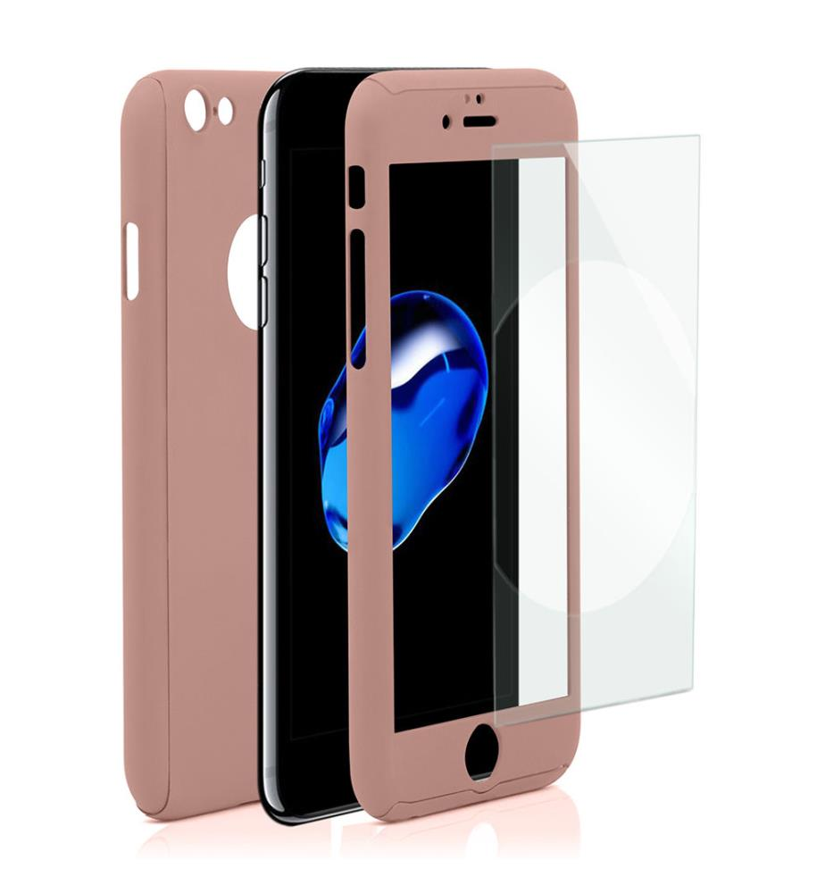 housse de protection iphone 7 dor rose dealmix